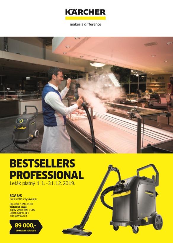 Karcher Professional - bestsellers značky Karcher Professional.