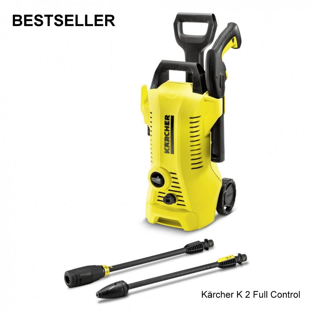 Vysokotlaký čistič Kärcher K 2 Full Control