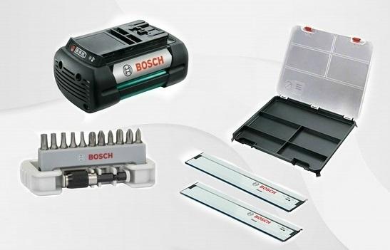 Příslušenství k nářadí a technice Bosch, Dremel