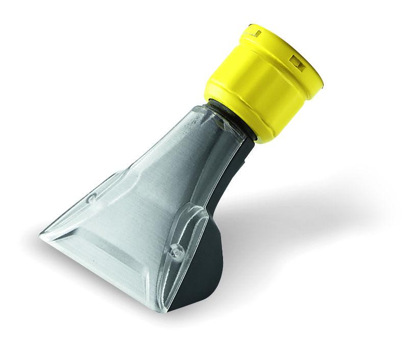 Hubice a kartáčovací hlavy pro čističe podlah a koberců
