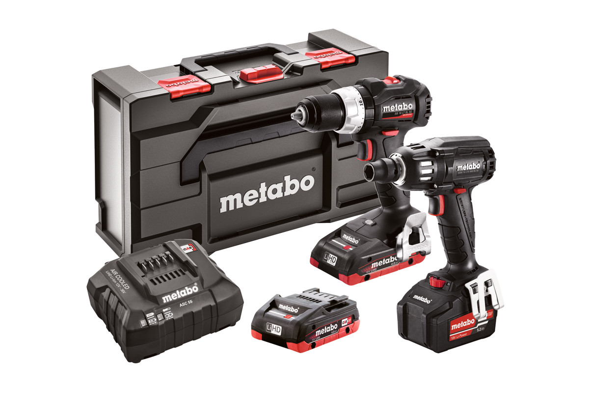 Metabo COMBO SETY Black Edition