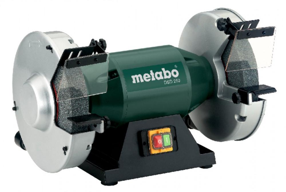 Dvoukotoučová bruska METABO DSD 250