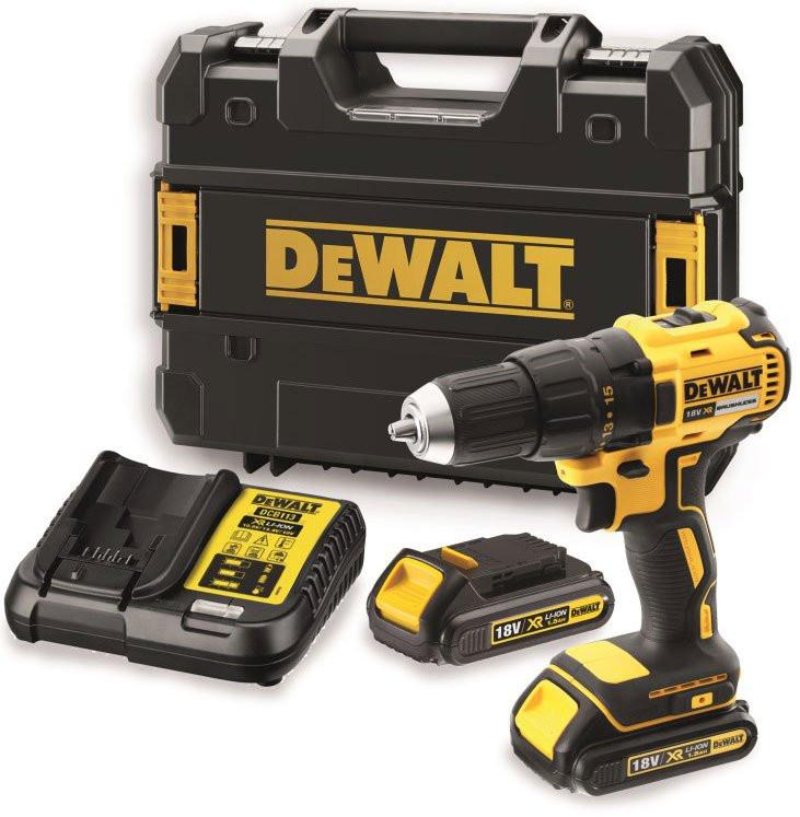 DeWalt: Přesnost, síla, spolehlivost