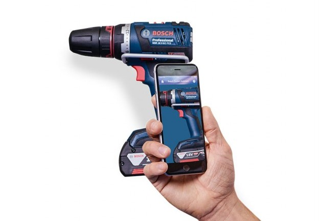 Mobilná aplikácia Bosch Pocket Assistant App
