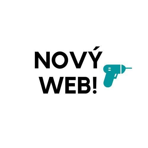 ŽHAVÁ NOVINKA - NÁŠ E-SHOP MÁ ZCELA NOVÝ VZHLED!