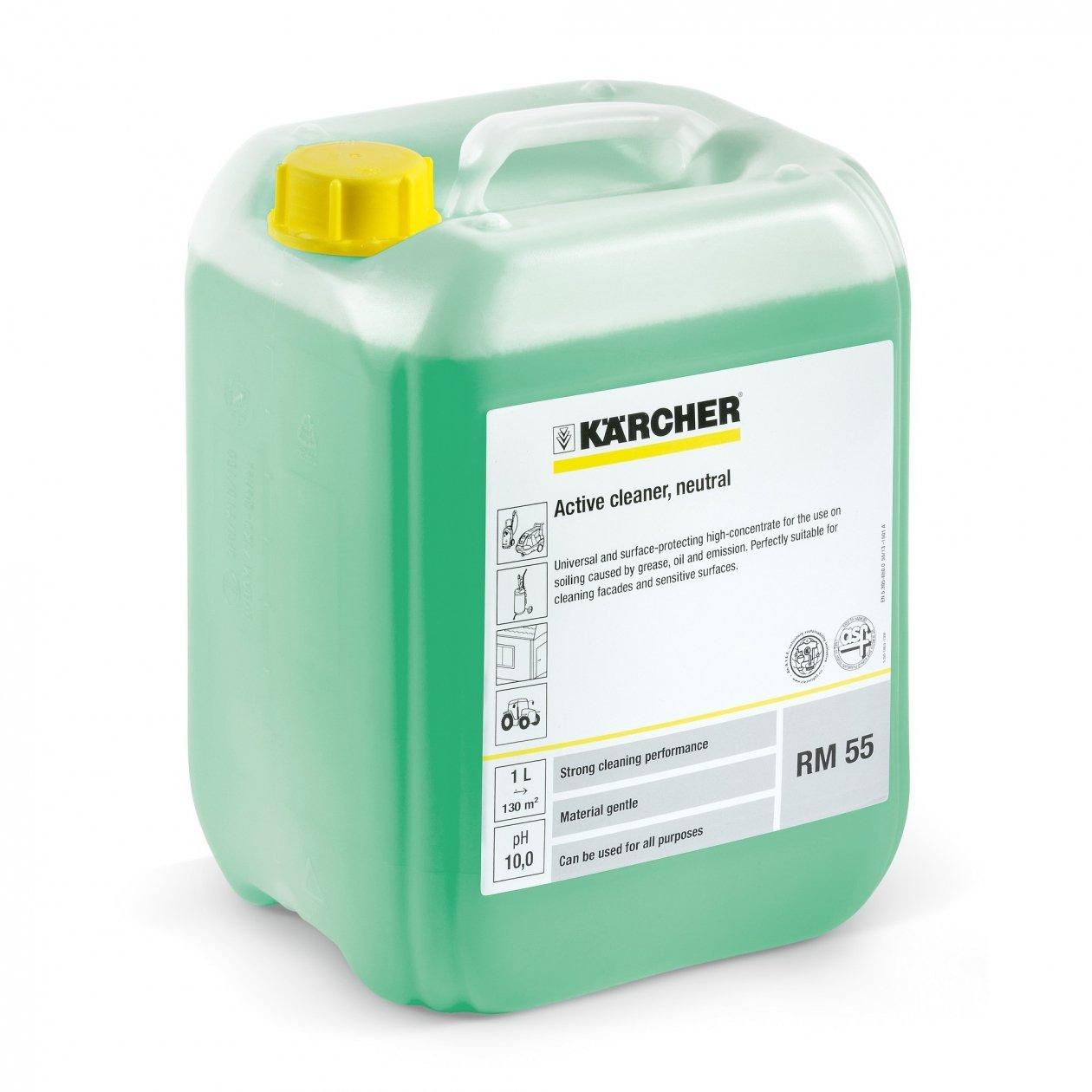 Karcher Aktivní čistič RM 55, neutrální 62950900, 10 l