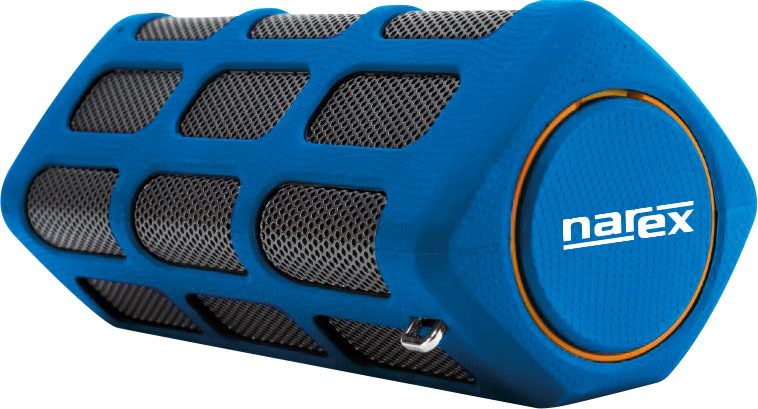 Narex BS-01 Hi-fi reproduktor s funkciou Bluetooth a Powerbanky 65405614