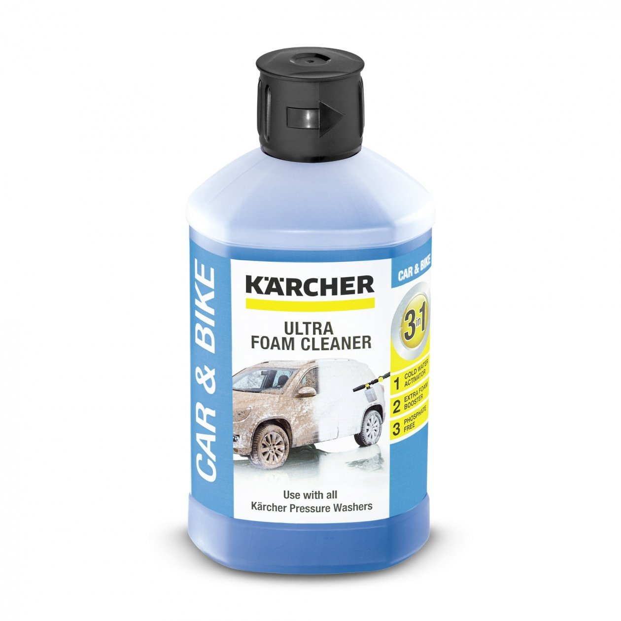 Karcher Ultra Foam Cleaner 3 v 1
