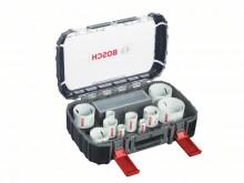 Bosch 14dílná sada univerzálních děrovek Progressor