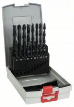 Bosch 19-dielna súprava vrtákov do kovu ProBox HSS-R, DIN 338