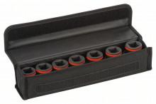 Bosch 7dílná sada nástrčných nástavců