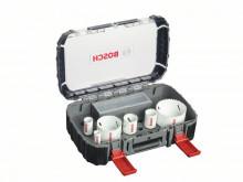 Bosch 9dílná sada děrovek Progressor pro elektrikáře 19; 25; 38; 44; 68; 83 mm