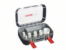 Bosch 9dílná sada děrovek Progressor pro instalatéry 19; 25; 30; 35; 40; 68 mm