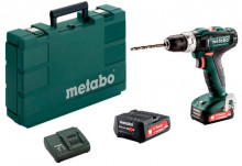 Metabo  PowerMaxx SB 12 (601076500) akumulatorowe wiertarki udarowe