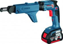BOSCH GSR 18 V-EC TE + MA 55 Professional