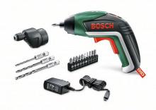 Bosch IXO Drill Set – svrtacím nástavcem