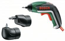 Bosch Súprava IXO Full – suhlovým aexcentrickým nadstavcom
