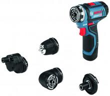 BOSCH GSR 12V-15 FC (bez akumulátoru a nabíječky) Professional