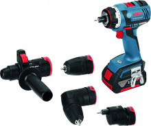 BOSCH GSR 18 V-EC FC2 Set Professional