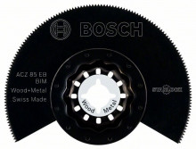 BOSCH BIM segmentový pilový kotouč ACZ 85 EB Wood and Metal - 85 mm