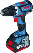 Wiertarko-wkrętarka akumulatorowa Bosch GSR 18V-60 C Professional