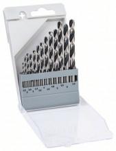 Bosch 13-częściowy zestaw wierteł spiralnych HSS PointTeQ