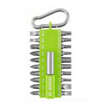 Bosch Sada šroubovacích nástavců skarabinou (světle zelená), 21 ks