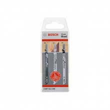 Bosch Sada pilových listů Wood, 15ks