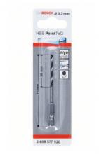 Bosch Vrták HSS PointTeQ so šesťhrannou stopkou 3,2mm
