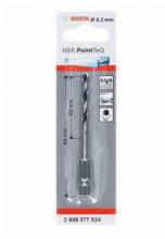 Bosch Vrták HSS PointTeQ so šesťhrannou stopkou 4,2mm