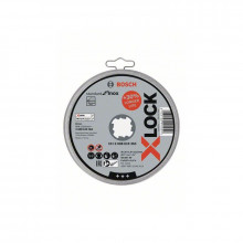 Bosch X-LOCK Standard for Inox 10 × 125 × 1,6 mm T41