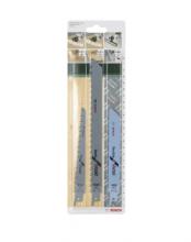 Bosch Sada pilových plátků do pily ocasky S 922 EF, S 644 D, S 1111 K