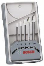 Bosch 5dílná sada vrtáků na dlaždice CYL-9 Ceramic