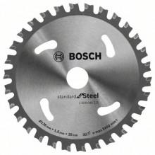 Bosch Tarcza pilarska Standard for Steel