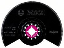Bosch Segmentowy nóż ze szlifem falistym BIM ACZ 100 SWB