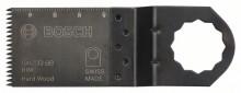 BOSCH Bimetalový ponorný pilový list SAIZ 32 BB Hard Wood - 40 x 32 mm