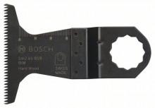 BOSCH Bimetalový ponorný pilový list SAIZ 65 BSB Hard Wood - 40 x 65 mm