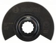 BOSCH Bimetalový segmentový pilový kotouč SACZ 100 BB Wood and Metal - 100 mm