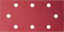 BOSCH Brusný papír C430, balení 10 ks; 93 x 186 mm, 2x40; 3x80; 3x120; 2x180