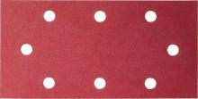 BOSCH Brusný papír C430, balení 10 ks; 93 x 230 mm, 2x40; 3x80; 3x120; 2x180