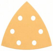 BOSCH Brusný papír C470, balení 50 ks; 93 mm, 400