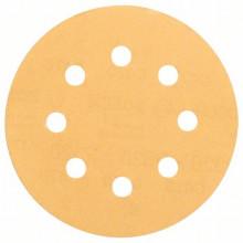BOSCH Brusný papír C470, balení 5 ks; 60; 120; 240