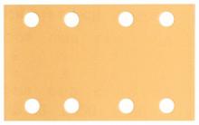 BOSCH Brusný papír C470, balení 10 ks; 80 x 133 mm, 400