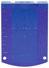 Bosch Cílová destička laseru (modrá)