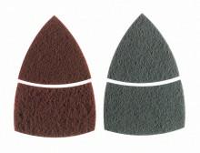 BOSCH Sada čisticích roun, 2dílná; 102 x 62, 93 mm