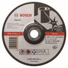 Bosch Dělicí kotouč profilovaný Expert for Inox - Rapido
