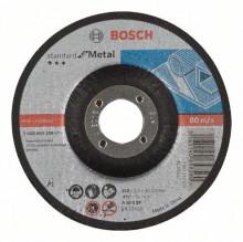Bosch Tarcza tnąca wygięta Standard for Metal