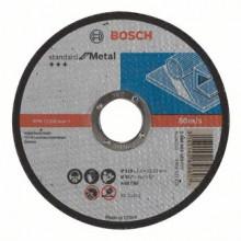 Bosch Tarcza tnąca prosta Standard for Metal