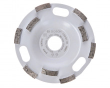 Bosch Vysokorýchlostná diamantová brúsna hlava Expert for Concrete