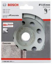 Bosch Diamentowa tarcza szlifierska Standard for Concrete